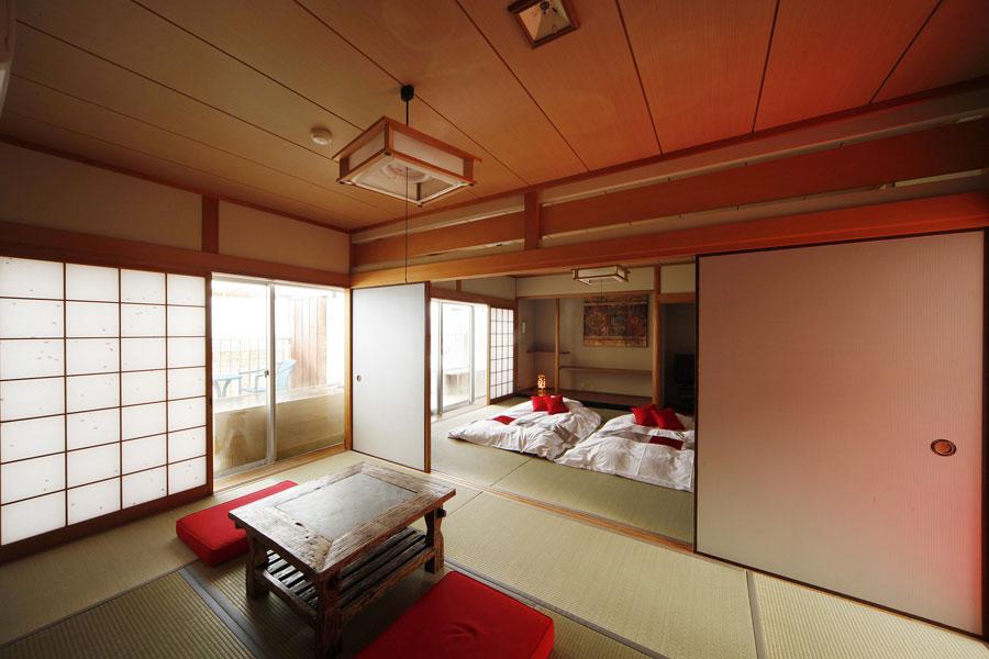 特別室★露天風呂付き和室